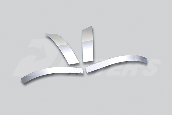 Headlight Fender Guard Kit image