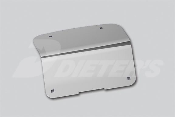Urea Tank Filler Cover Panel image