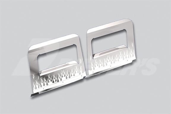 Fender Guards – Headlight Surround image