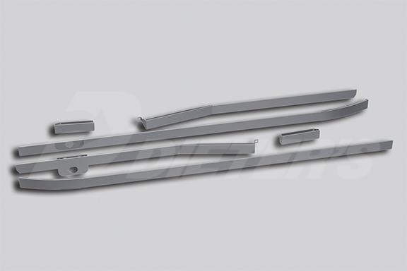Skirting Kit – New Cascadia -72″ Sleeper with 12″ Extenders image