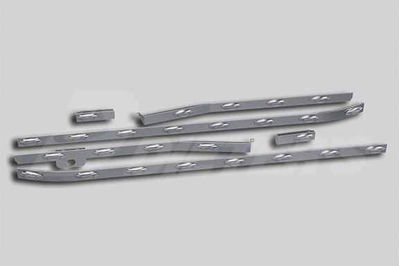 Skirting Kit – New Cascadia -72″ Sleeper with 12″ Extender image