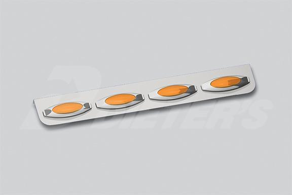 Freightliner Four-Bulb Oval Light Bar image