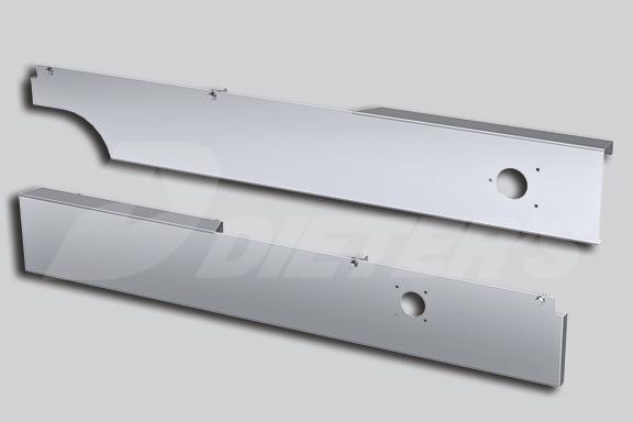 Cab Panels – VNX 300 DayCab image