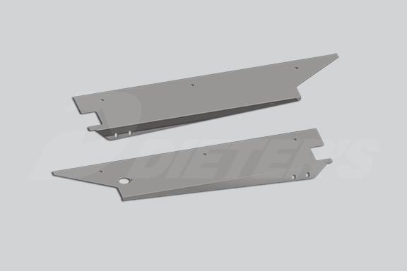 T600 Door Kick Plate image