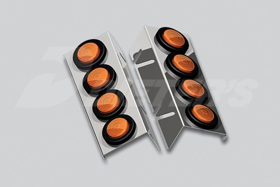 Donaldson Air Cleaner Front Light Bar image