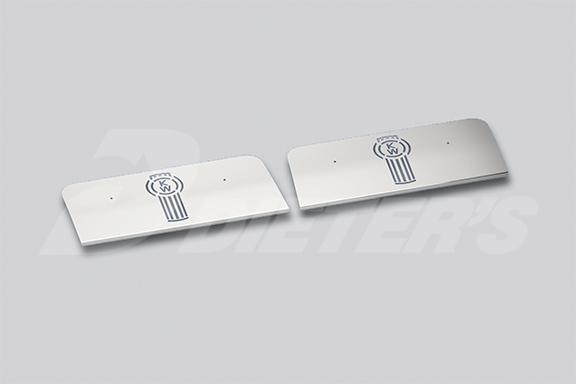 W900B2 Under Headlight Fender Guards image
