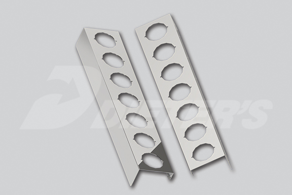 Front Air Cleaner Light Bars image