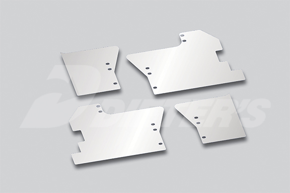 Modular Battery Box End Covers image
