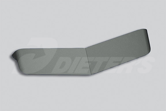 Ultracab Boltless 14″ Sunvisor – Paintable image