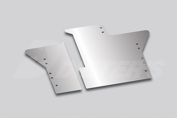 Battery/Toolbox End Cover image