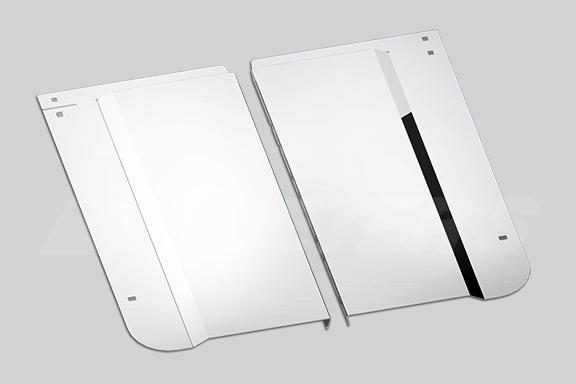 Hood/Battery Box Filler Panel image