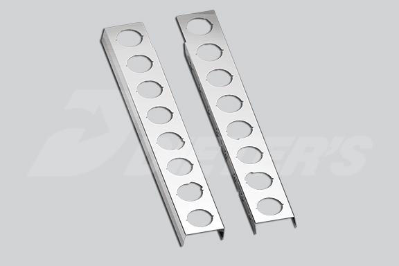Premium Front Air Cleaner Light Bar image