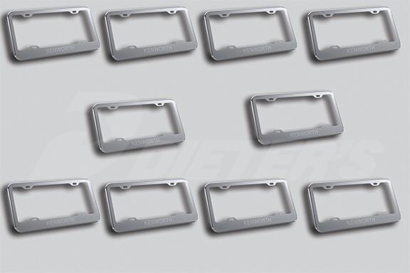 Plate Bezel – Kenworth (10 Pack) image
