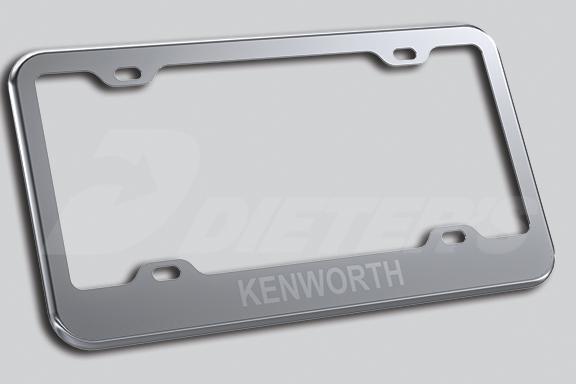 Plate Bezel – Kenworth image