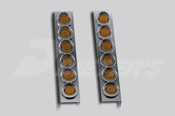 Front Center Air Cleaner Light Bar – Premium Can image