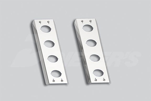 Rear Air Cleaner Light Bars image