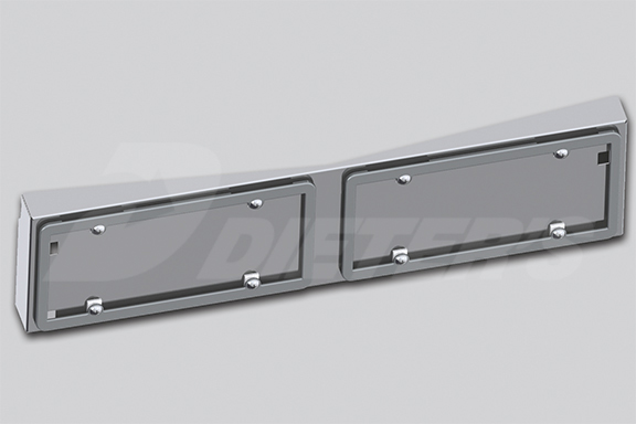 License Plate Holder – Double Plate image