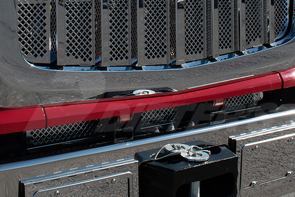 LOWER FRONT GRILLE GUARD – HX620 image