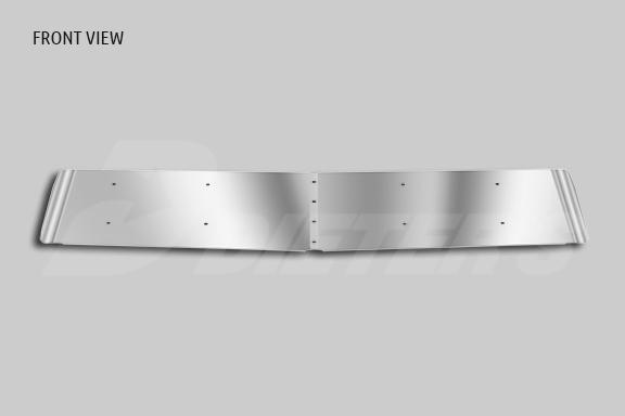 Sloped/Widened Sunvisor image