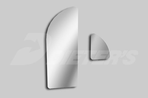 Top Fairing Trim Double Block Heater image