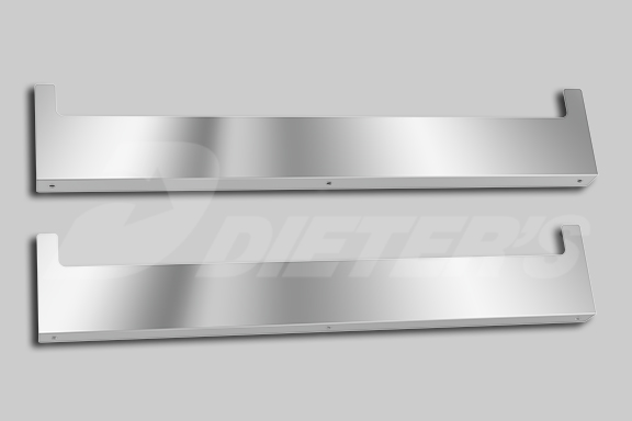 Rear Bottom Fairing Trim image