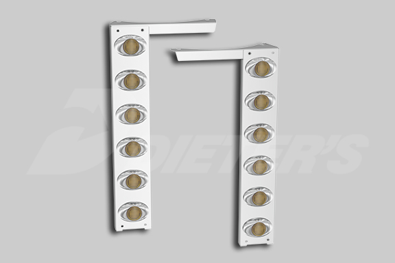 Front Air Cleaner Light Bar image