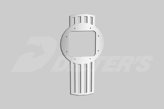 Kenworth Logo Shaped Shifter Base Plate image