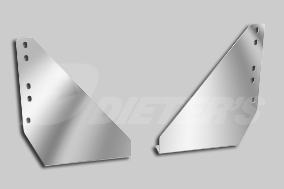 Stainless Steel Step Hangers image