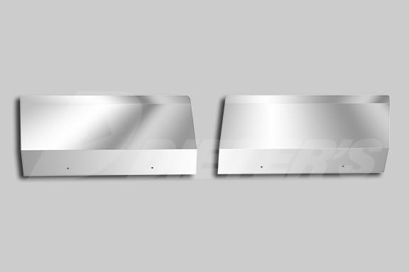 W900B Under Headlight Fender Guards image