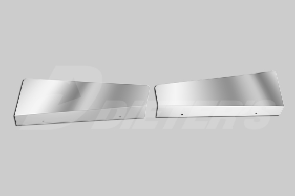 T800 Under Headlight Fender Guards image