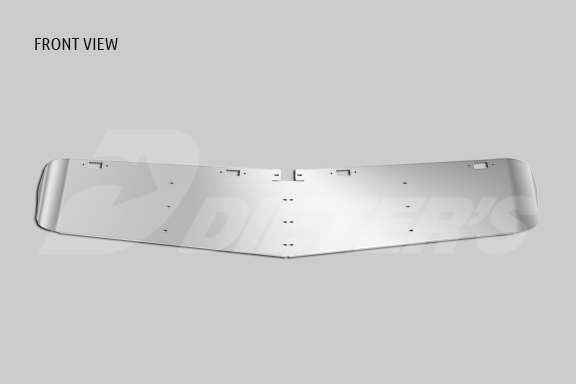 Curved Glass Extended Sunvisor image