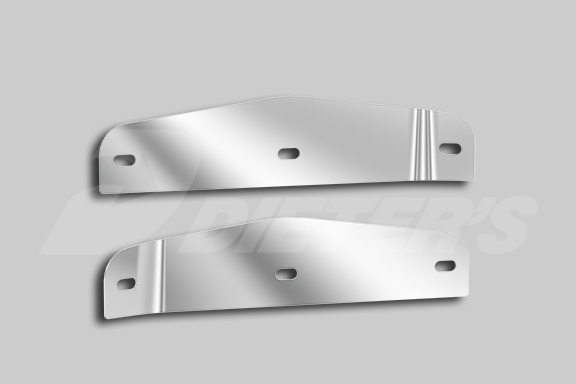 W900L Front Fender Mudflap Reinforcement Bracket image
