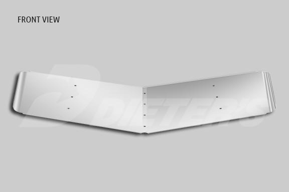 Standard Cab Sloped/Extended 12″ Sunvisor image