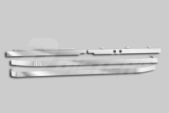579 123″ BBC Underbody Exhaust Cab/Sleeper Kit image