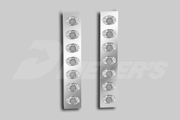 Front Center Air Cleaner Light Bar image