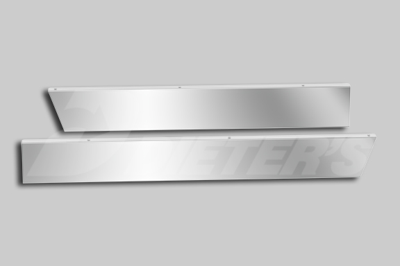Cab Skirts For Set-Forward Axle Models image