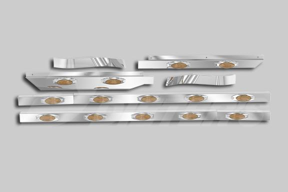 Kit for T680 Mid-Roof Models image