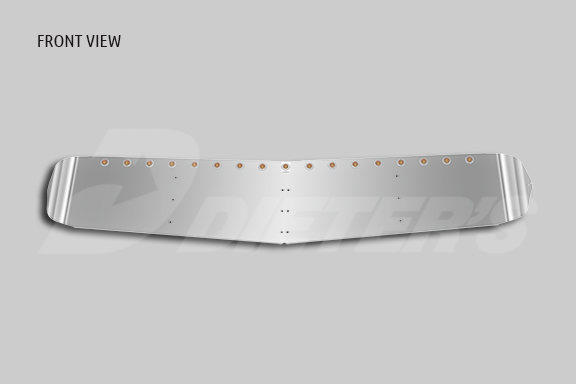 Curved Glass Extended 12.5″ Sunvisor image