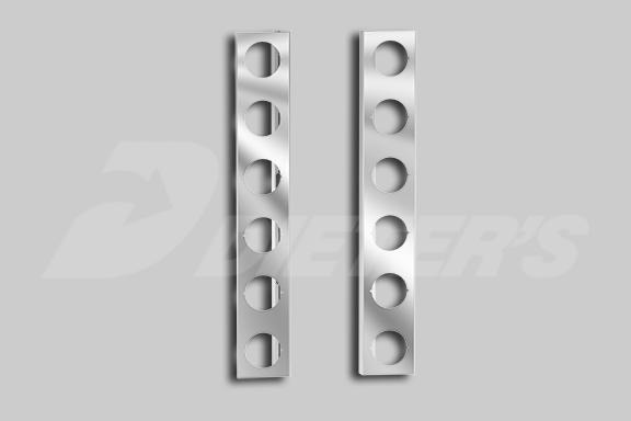 Premium Rear Air Cleaner Light Bars image