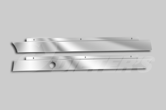 Plain Cab Skirts for SFA Models with Block Heater image