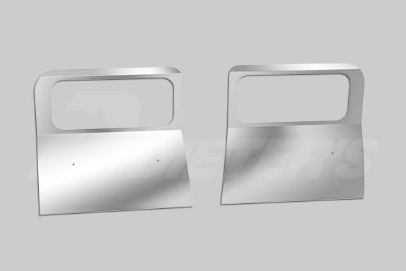 W900B Headlight Surround Fender Guard image