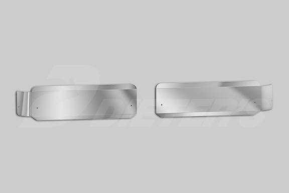 Under Headlight Fender Guards image